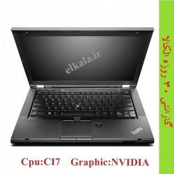 لپ تاپ گرافیکدار Lenovo t420 - 1