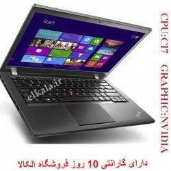 لپ تاپ استوک Lenovo t430 - 1