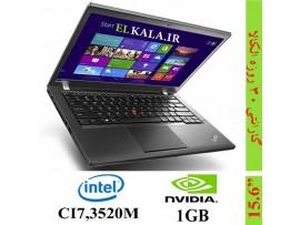 لپ تاپ گرافیکدار Lenovo t430 slim