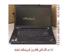 لپ تاپ استوک Lenovo tinkpad t520 - 1