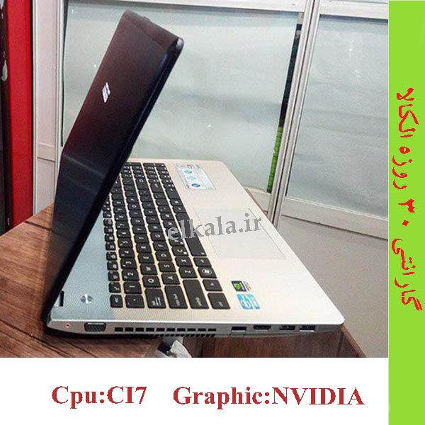 لپ تاپ کارکرده ایسوس asus n56