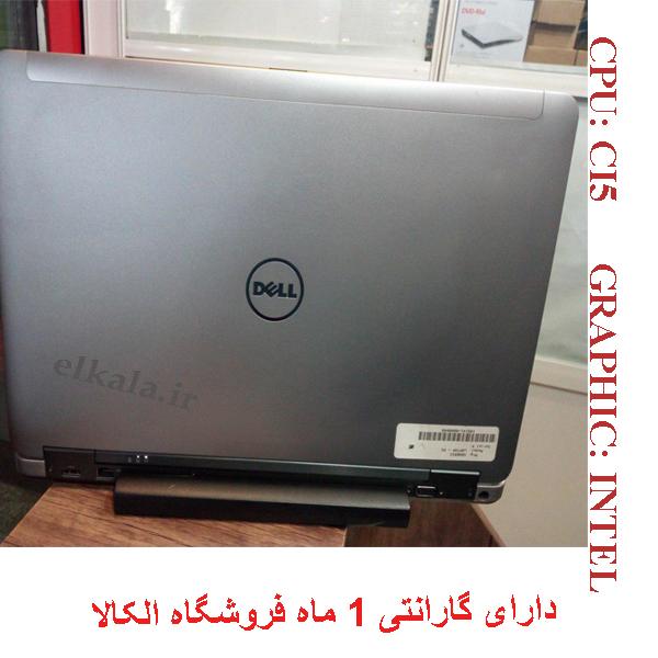 لپ تاپ کارکرده دل dell e6540
