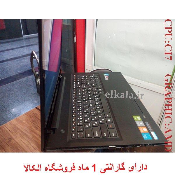 لپ تاپ کارکرده لنوو جی 5070