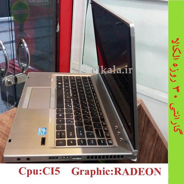 لپ تاپ استوک وارداتی HP 8470P